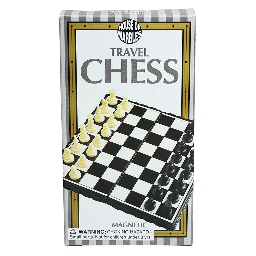 House of Marbles Travel Chess