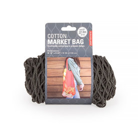 Kikkerland Cotton Market Bag