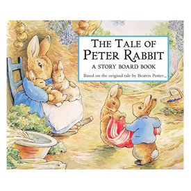 Penguin The Tale of Peter Rabbit - A Story Board Book