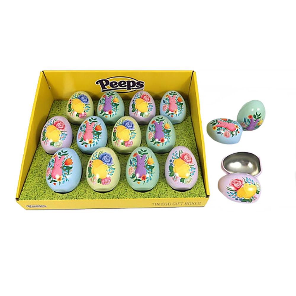 One Hundred 80 Degrees Peeps Tin Egg