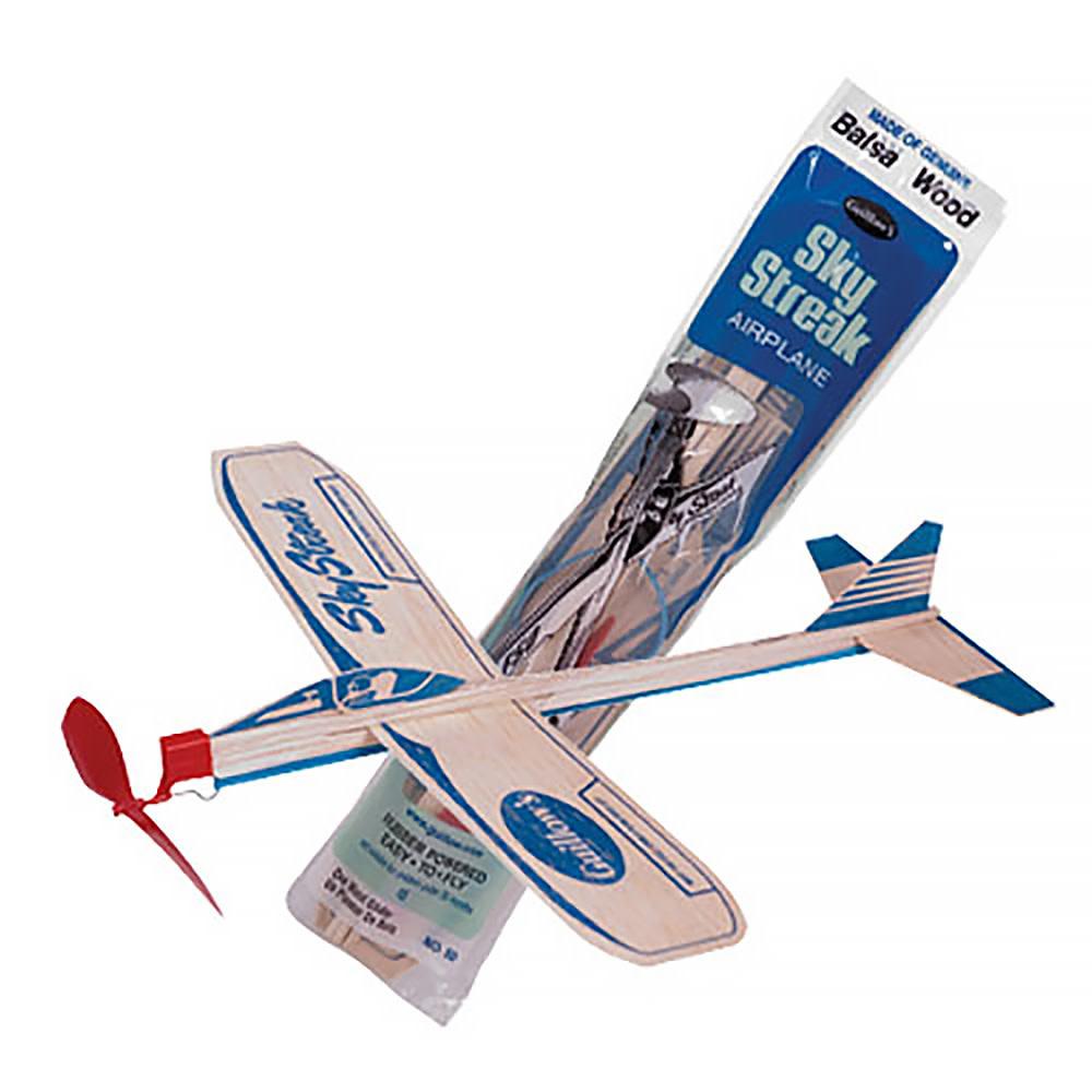 Sky Streak Airplane