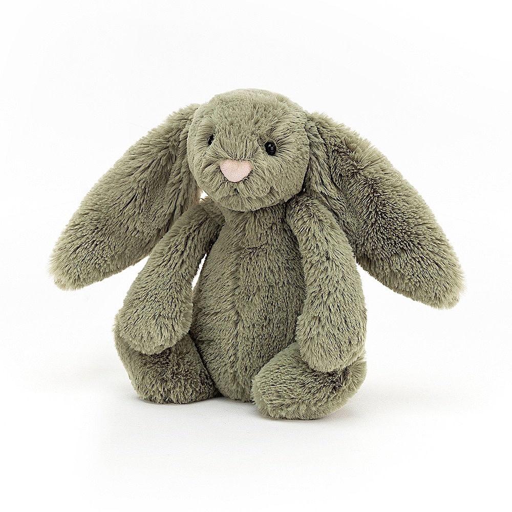 Jellycat Bashful Bunny Small - Fern