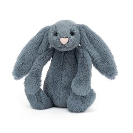 Jellycat Jellycat Bashful Bunny Small - Dusky Blue - 7 Inches