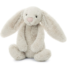 Jellycat Jellycat Bashful Oatmeal Bunny - Small - 7 Inches