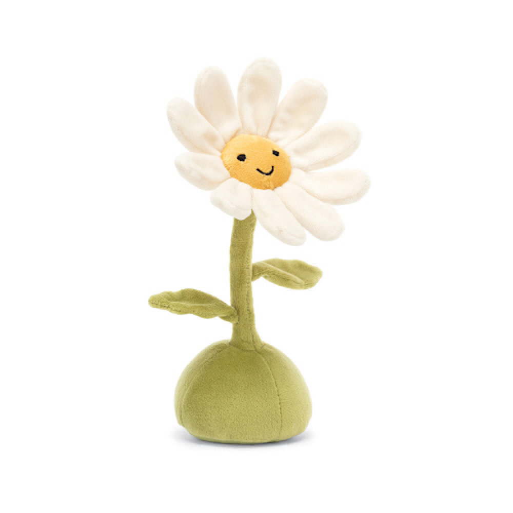 Jellycat Flowerlette Daisy - 8 Inches