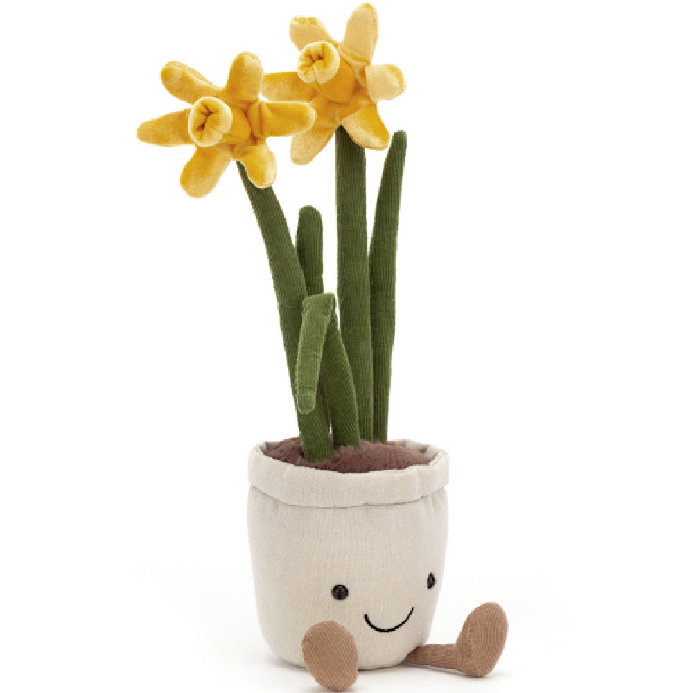 Jellycat Amuseable Daffodil - 12 Inches