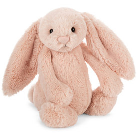 Jellycat Jellycat Bashful Blush Bunny - Medium - 12 Inches