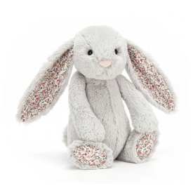 Jellycat Jellycat Blossom Bunny Silver - Medium - 12 Inches