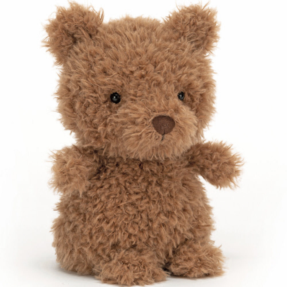 Jellycat Little Bear Toy - 7 Inches