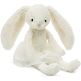 Jellycat Jellycat Arabesque Bunny Cream - 8 Inches
