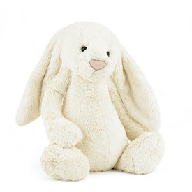 Jellycat Jellycat Bashful Cream Bunny Huge - 20 Inches