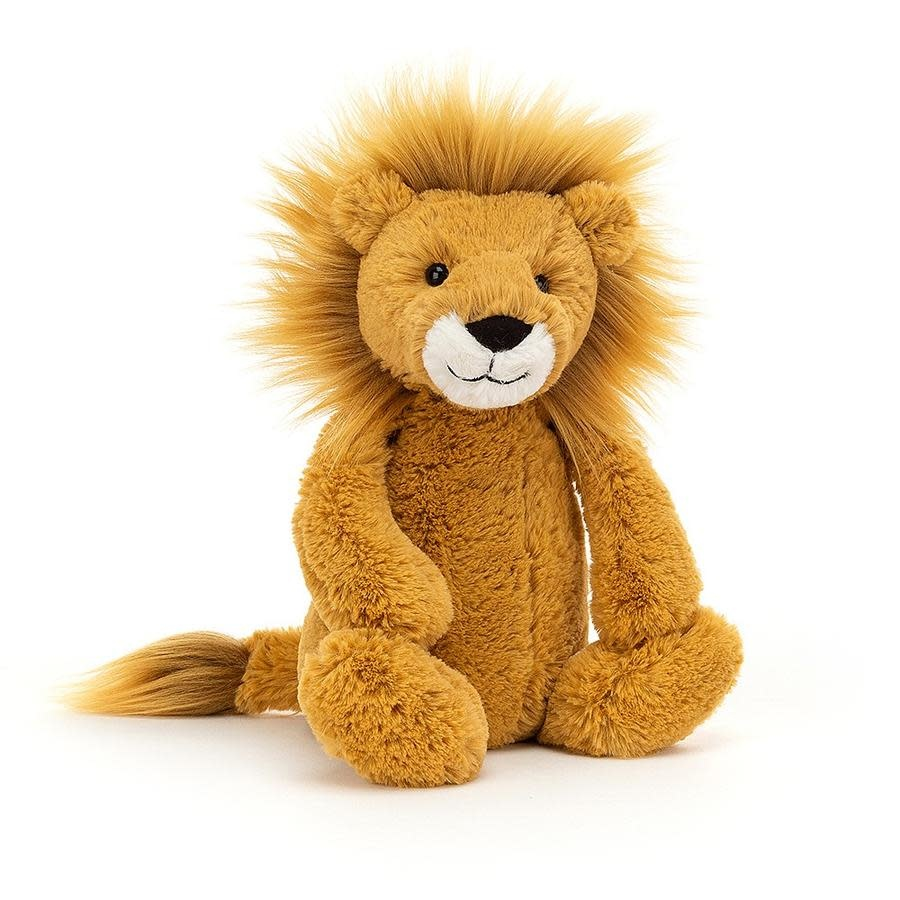 Jellycat Bashful Lion - Small - 7 Inches