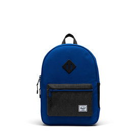 Herschel Supply Co. Herschel Heritage Youth Backpack - Surf The Web/Black Crosshatch