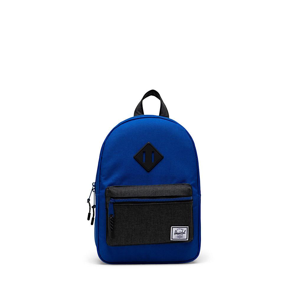 Herschel Supply Co. Herschel Kids Heritage Backpack - Surf The Web/Black Crosshatch