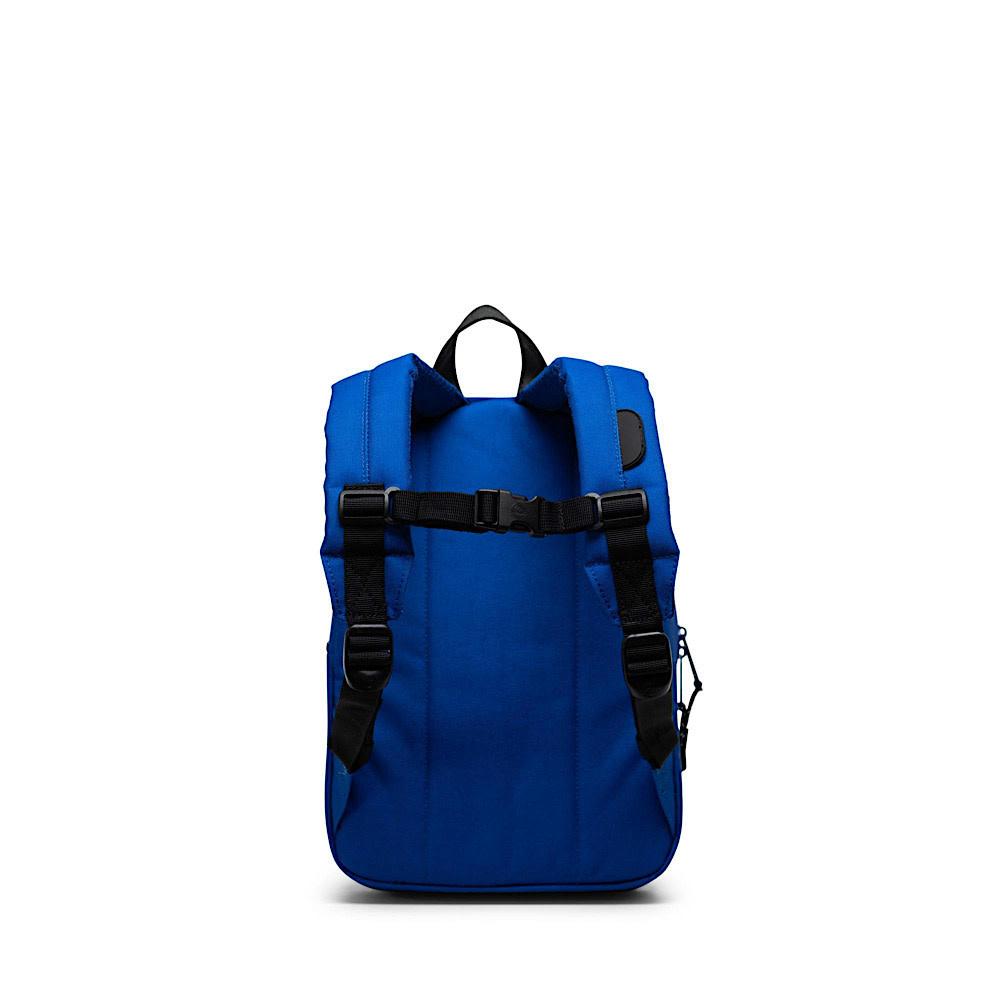 Herschel Kids Heritage Backpack - Surf The Web/Black Crosshatch