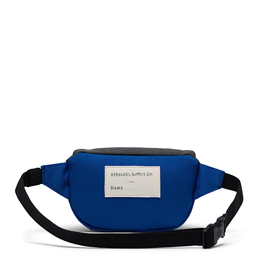 Herschel Twelve Hip Pack - Surf The Web/Black Crosshatch