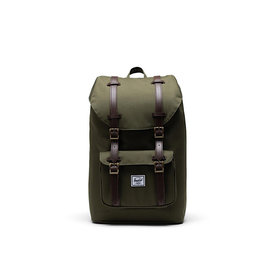 Herschel Supply Co. Herschel Little America Backpack - Ivy Green/Chicory Coffee