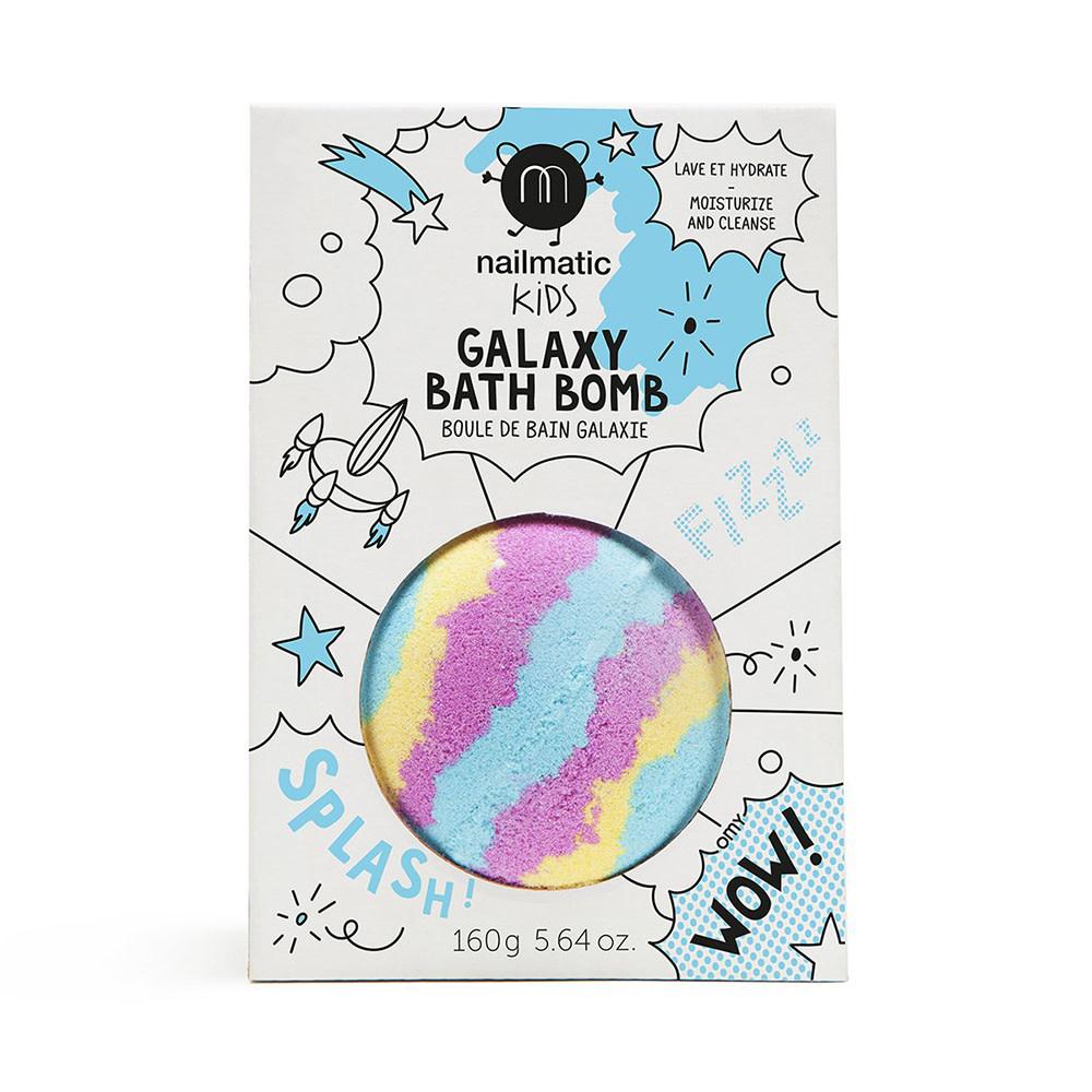 Nailmatic Bath Bomb - Galaxy - Original