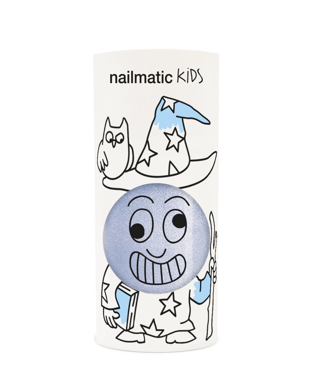 Nailmatic Nail Polish  - Merlin - Pearly Blue