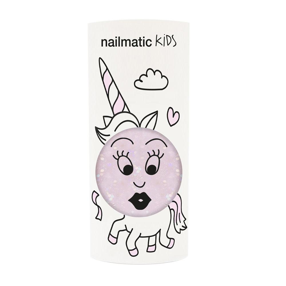 Nailmatic Nail Polish  - Polly - Light Pink Glitter