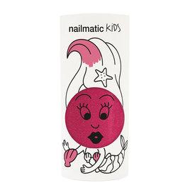 Nailmatic Nailmatic Nail Polish  - Sissi - Dark Pink Glitter