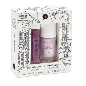 Nailmatic Nailmatic Nail Polish and Lip Gloss - Lovely City