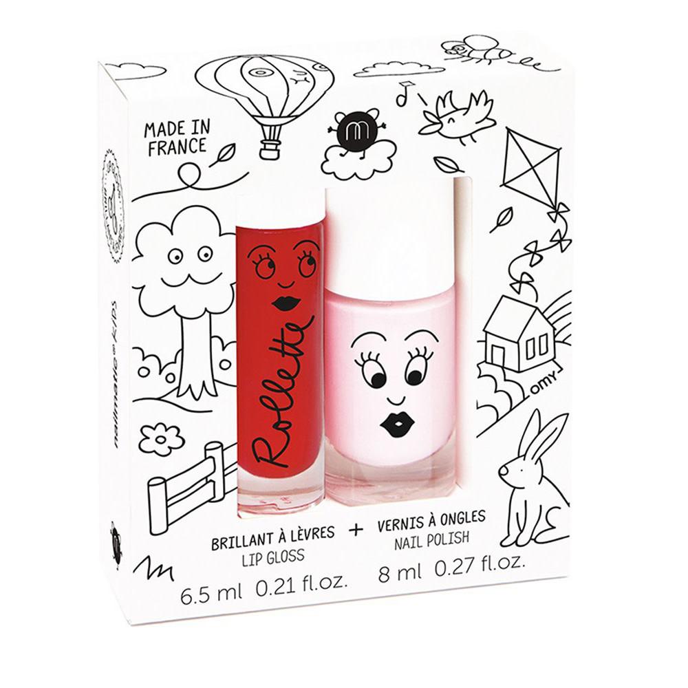 Nailmatic Nail Polish and Lip Gloss - Kids Cottage
