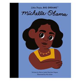 Quarto Little People, Big Dreams - Michelle Obama