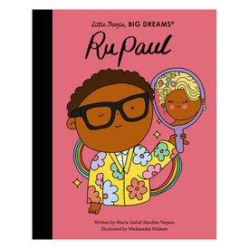 Quarto Little People, Big Dreams - RuPaul
