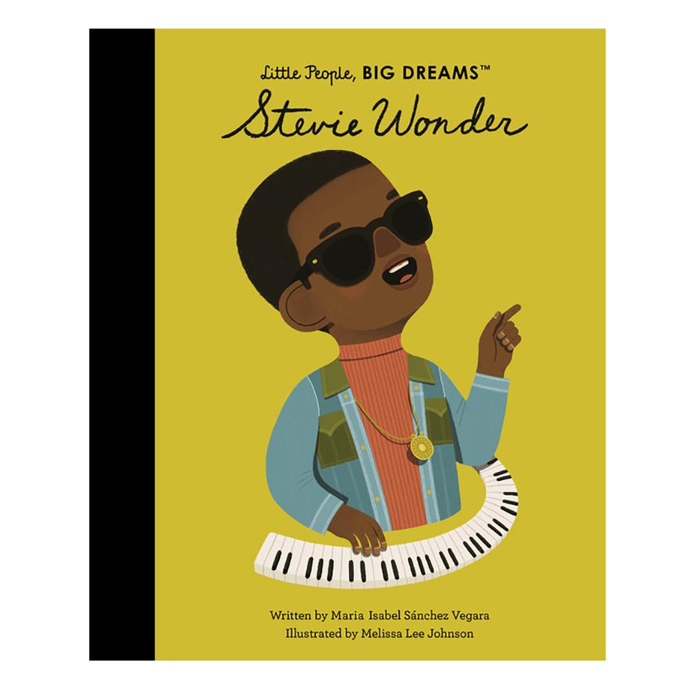Quarto Little People, Big Dreams - Stevie Wonder