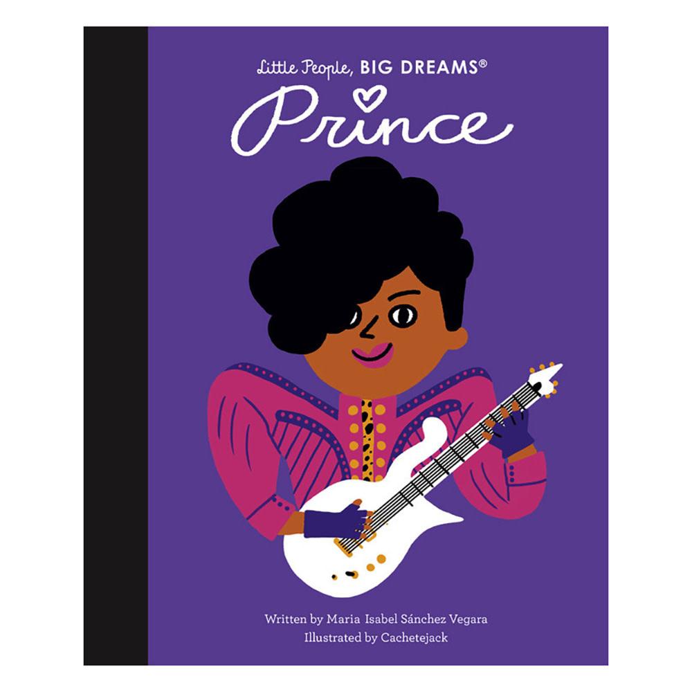 Quarto Little People, Big Dreams - Prince