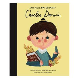 Hachette Little People, Big Dreams - Charles Darwin