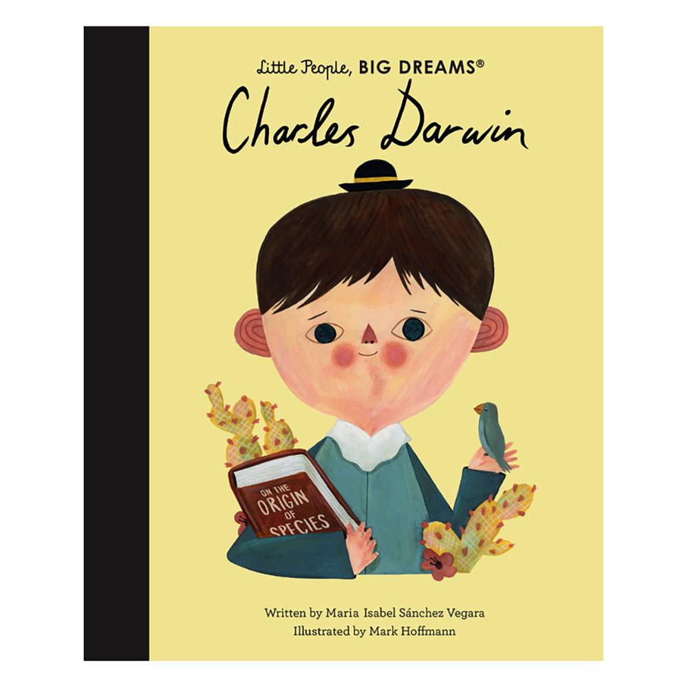 Little People, Big Dreams - Charles Darwin