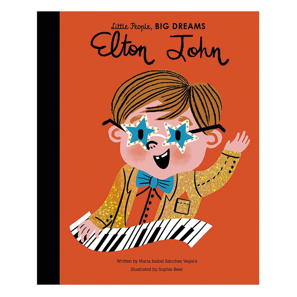 Hachette Elton John