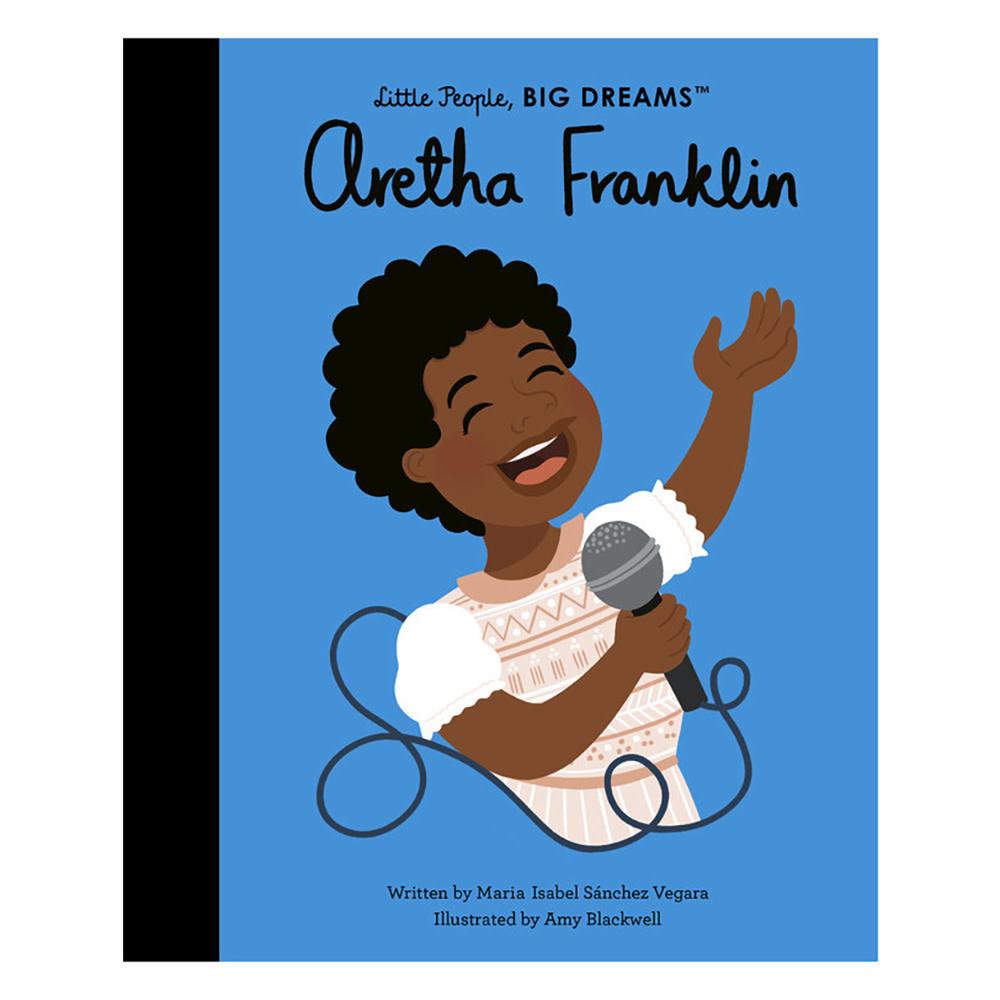 Quarto Little People, Big Dreams - Aretha Franklin