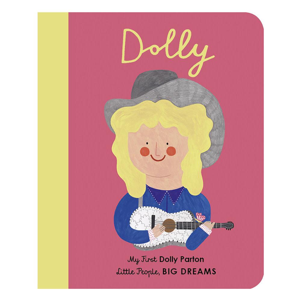 Quarto Little People, Big Dreams - Dolly Parton