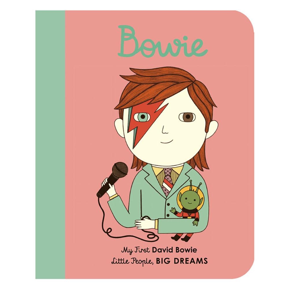 Little People, Big Dreams - David Bowie
