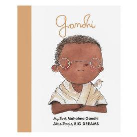 Quarto Little People, Big Dreams - Mahatma Ghandi