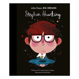 Quarto Little People, Big Dreams - Stephen Hawking