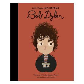 Hachette Little People, Big Dreams - Bob Dylan