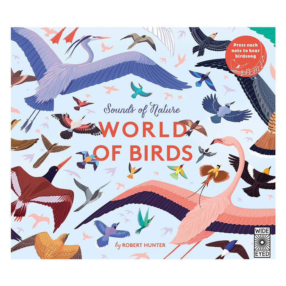 Hachette Sounds of Nature