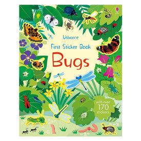 Usborne Little Stickers Bugs