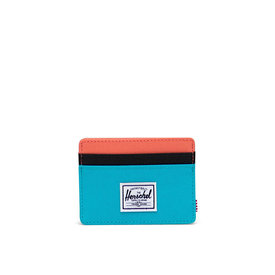 Herschel Supply Co. Herschel Charlie Wallet - Blue Bird/Black Ripstop/Ember