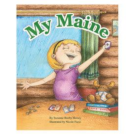 McSea Books My Maine