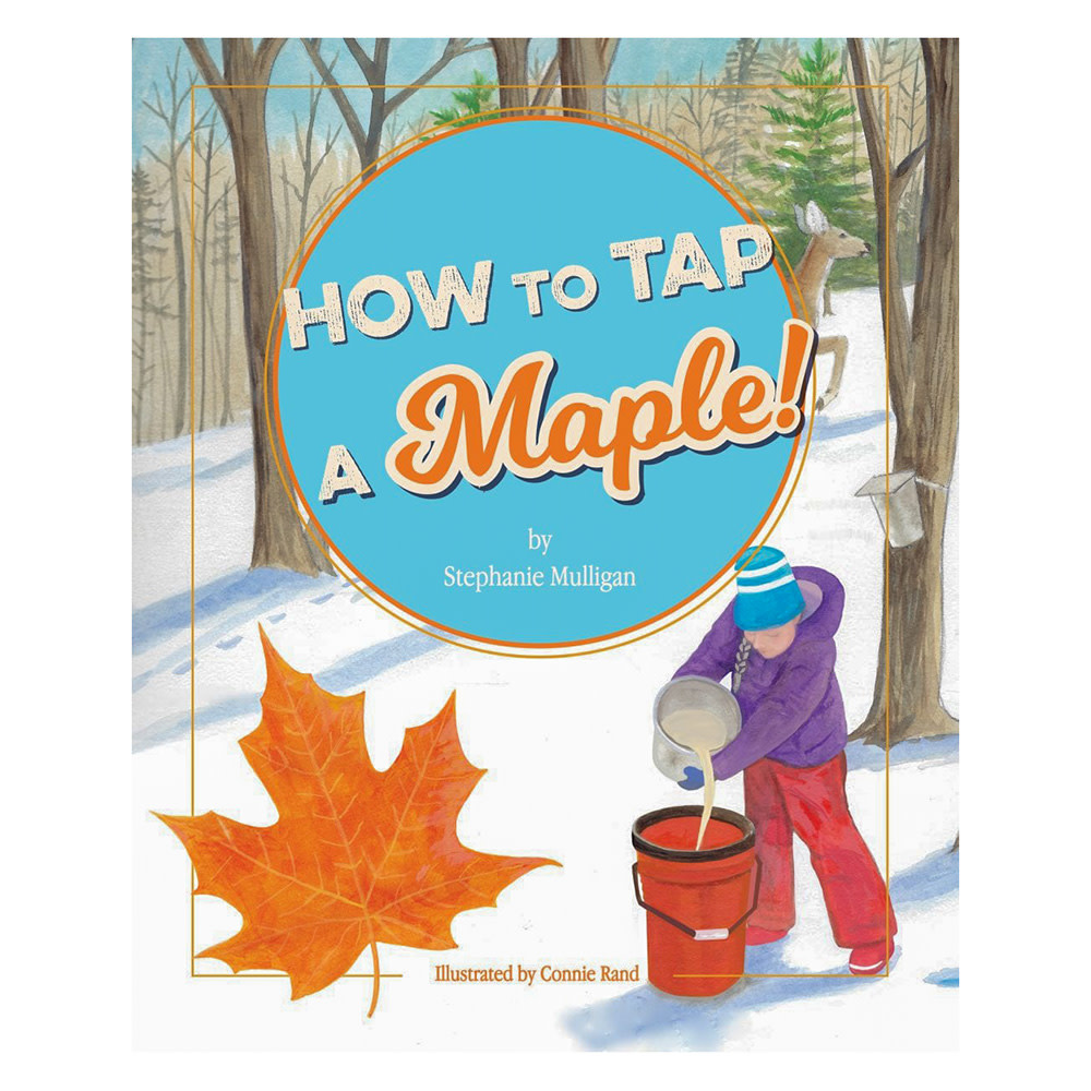 McSea Books How to Tap a Maple