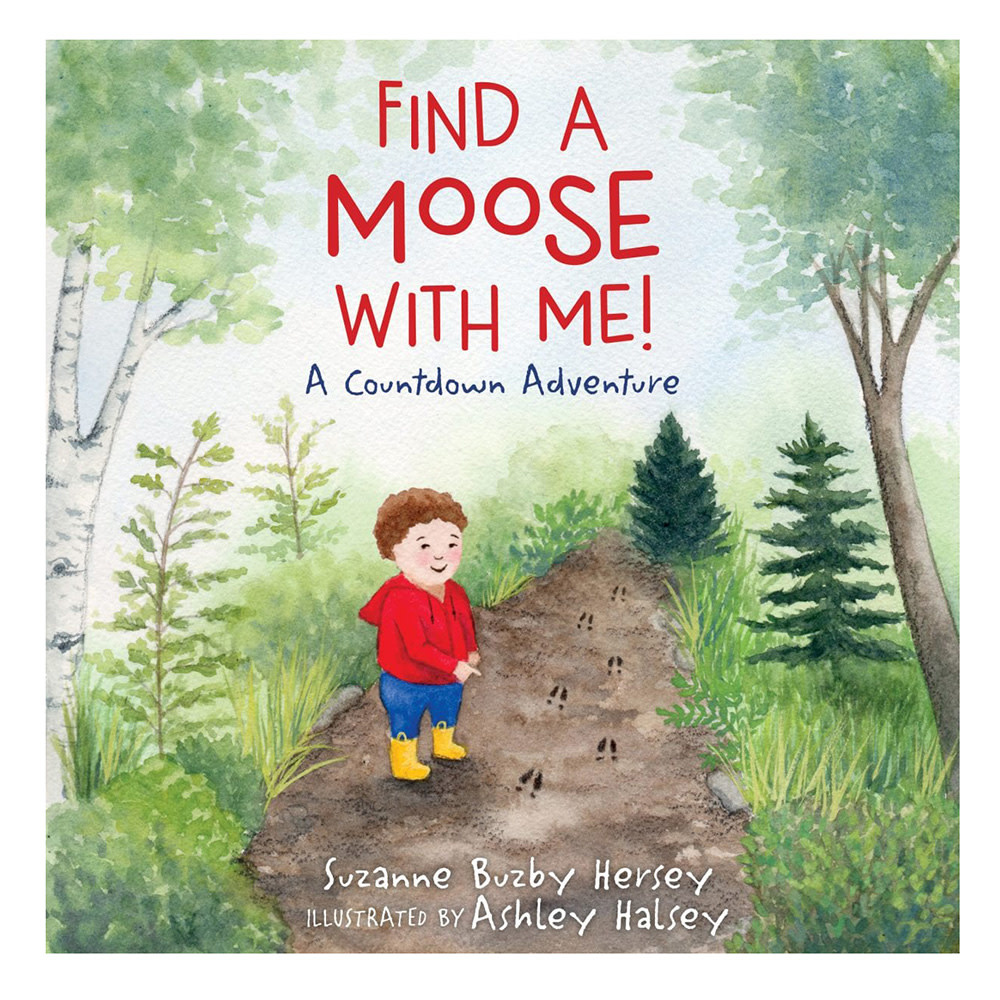 Find A Moose With Me