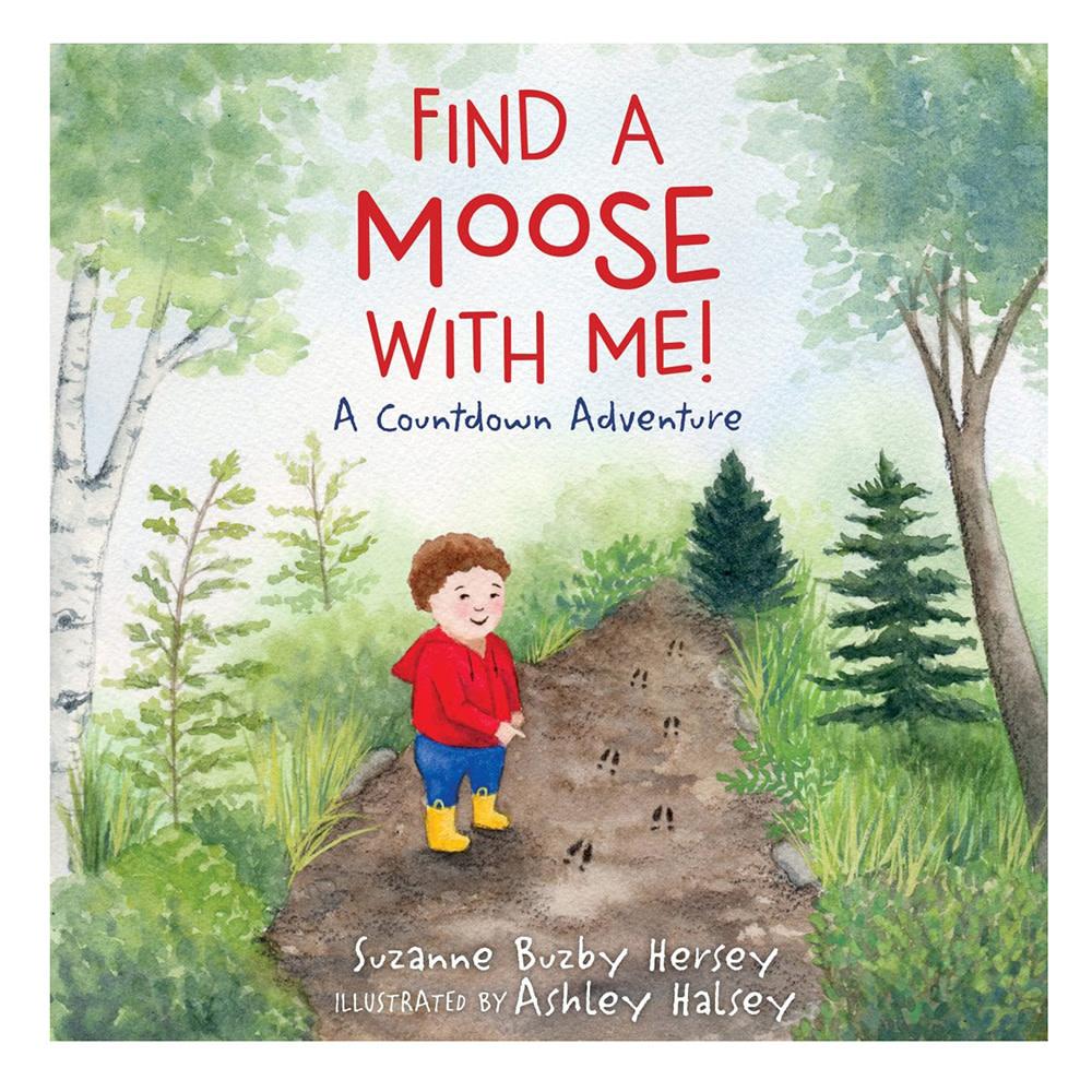 McSea Books Find A Moose With Me