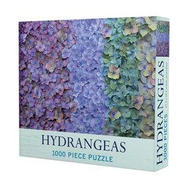 Gibbs Smith Hydrangeas Puzzle