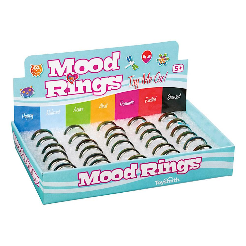 Toysmith Mood Ring Band