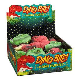 Toysmith Dino Bites Hand Puppets